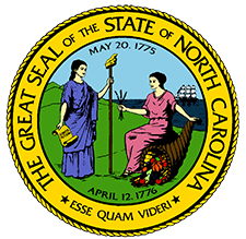 Seal of NC